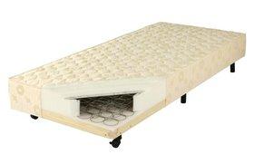 Matracok az ágyrácson