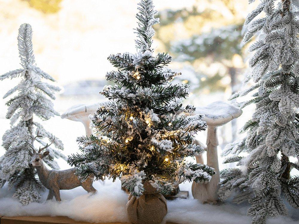 Vianočný stromček Christmas 1 s ozdobami