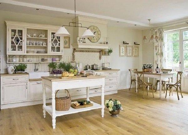 Kuchyňa v štýle Provance
