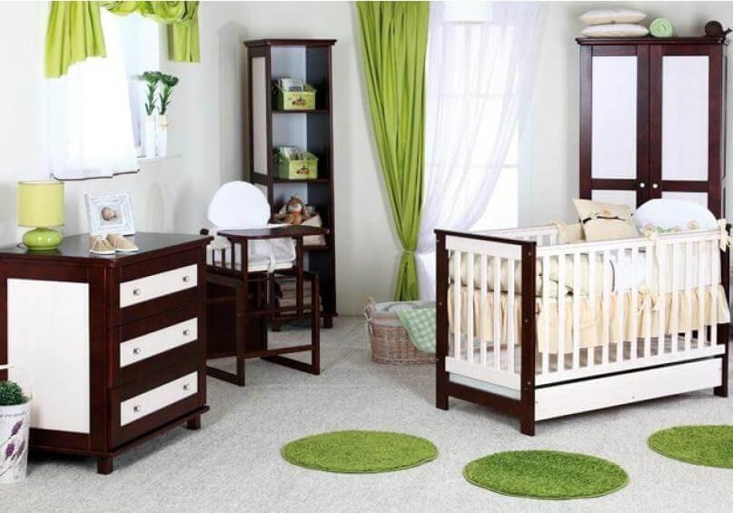 Sektorový nábytok do detskej izby.
