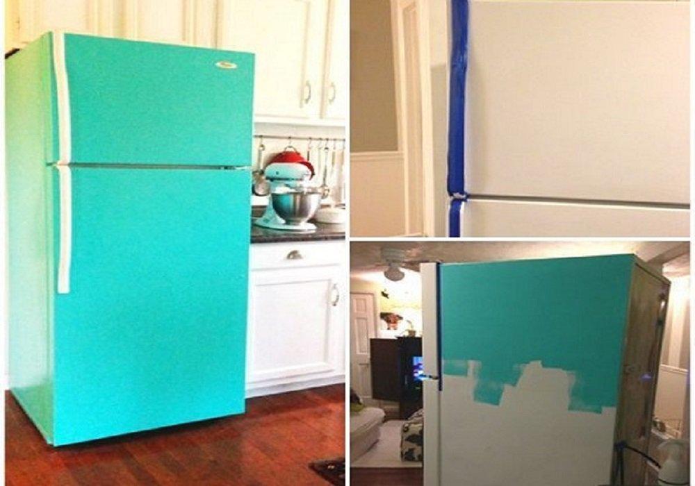 Renovujte chladničku