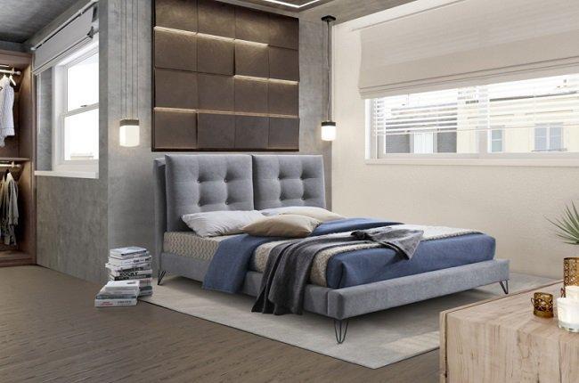 Čalúnená posteľ Kolia