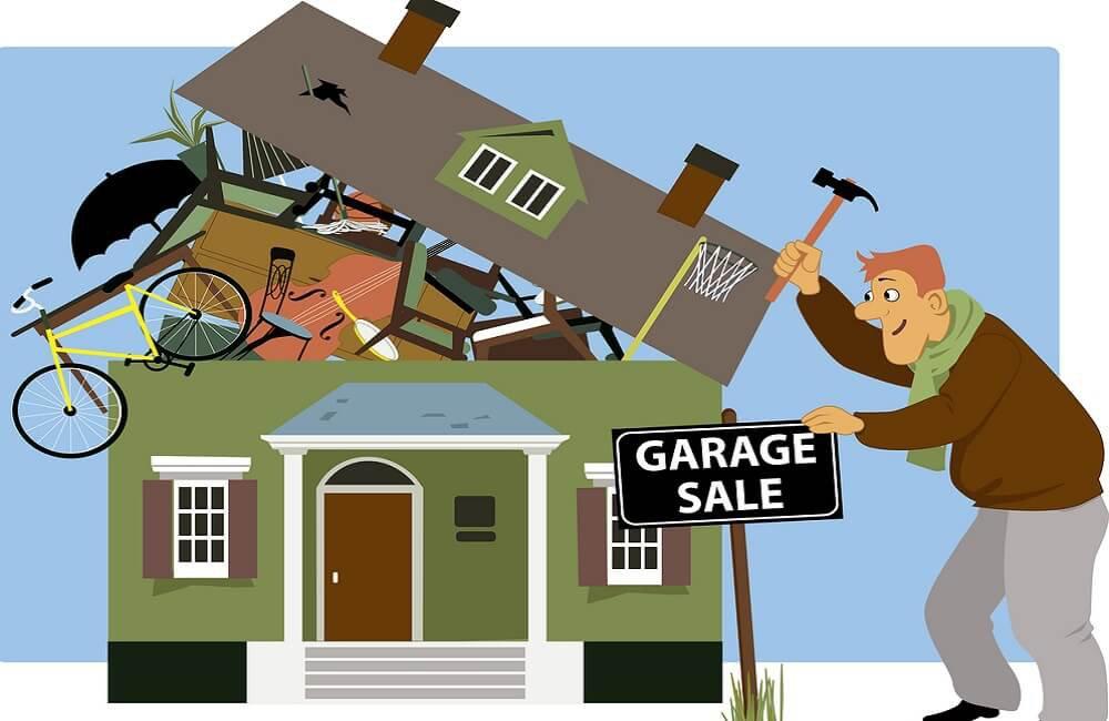 Upracte garáž a všetky prístrešky