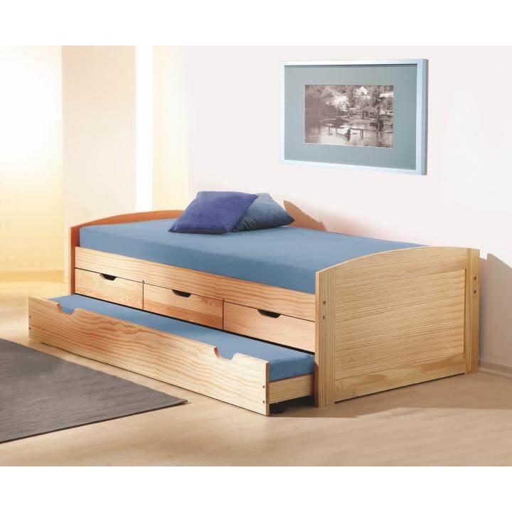 Masívna posteľ Marinella
