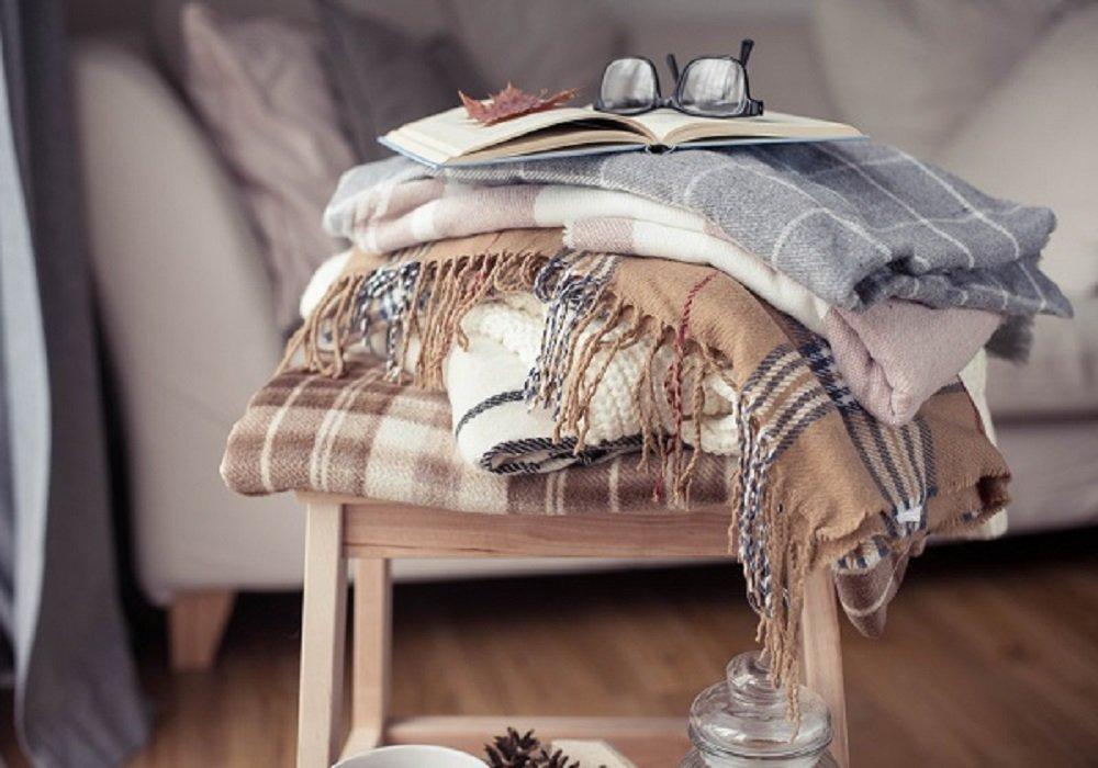 Baránkové deky a Hygge štýl