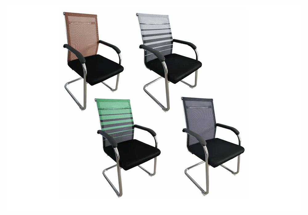 Zasadacie stoličky Esin v štyroch farbách