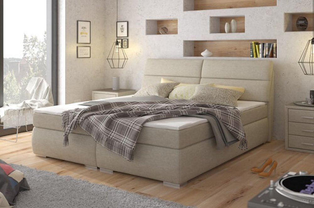 Boxspringová posteľ Odysea