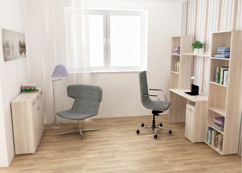 Kancelársky sektorový nábytok Noko-Singa