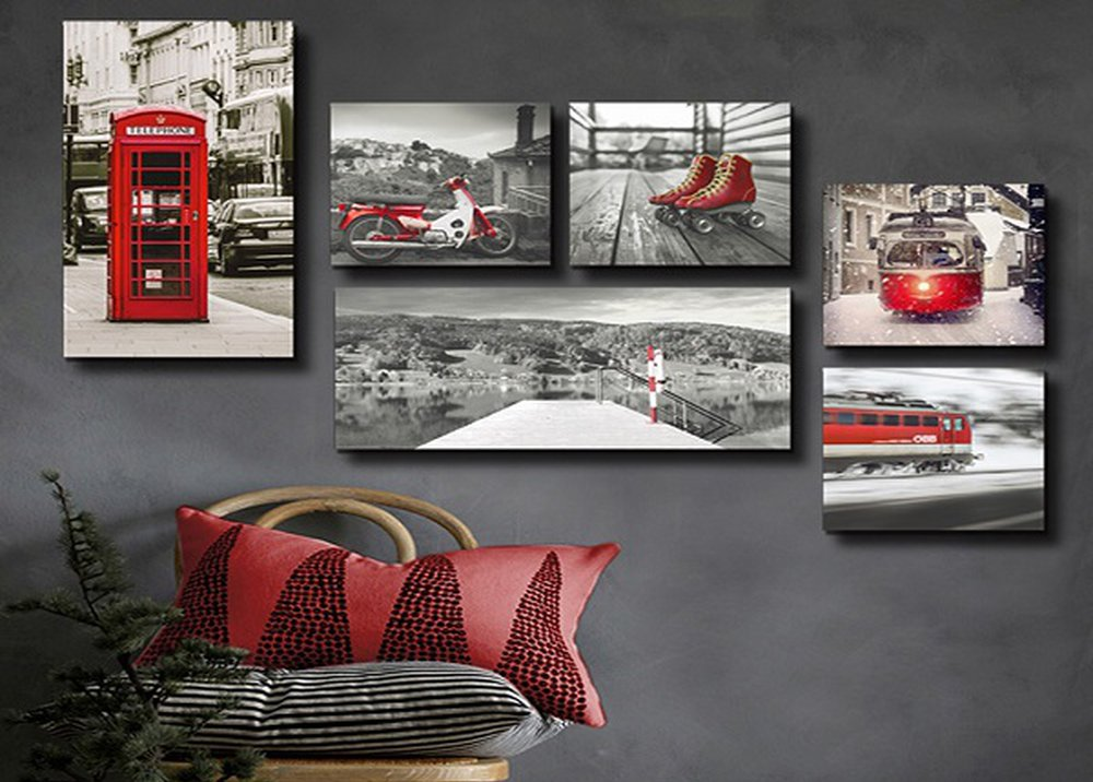 Sada obrazov Londýn