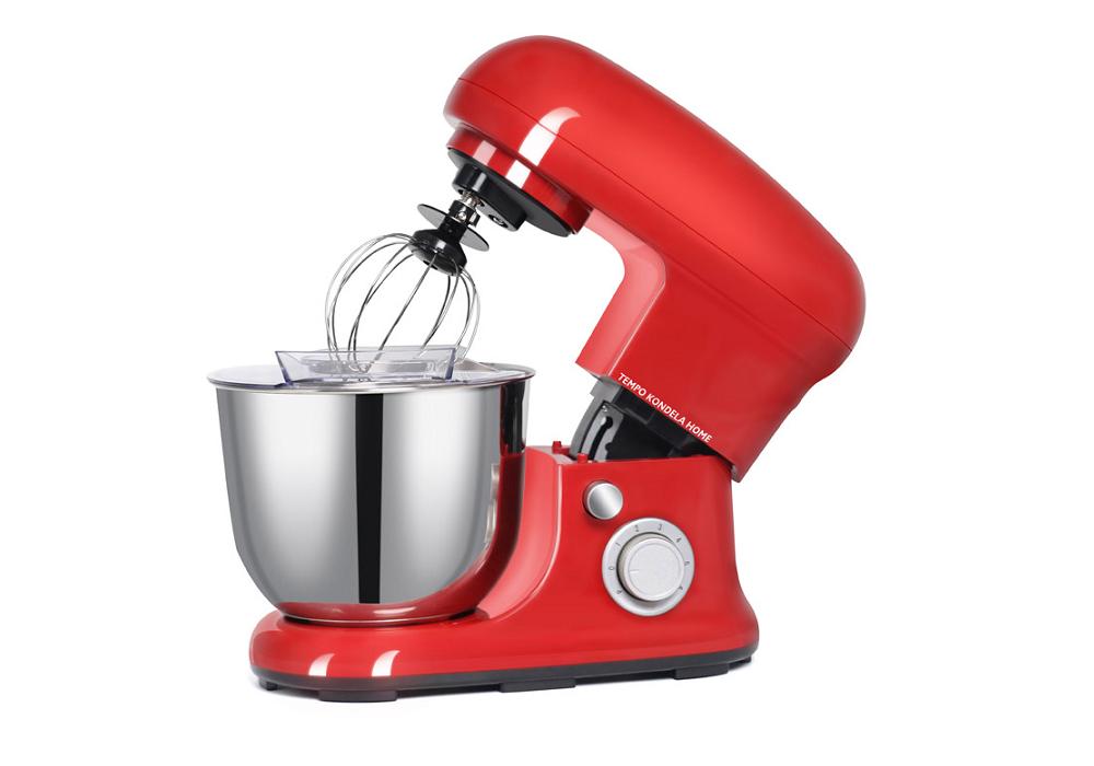 Kuchynský robot Macejko červená