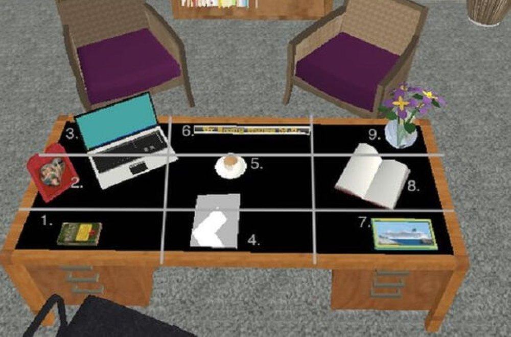 Stôl podľa feng shui