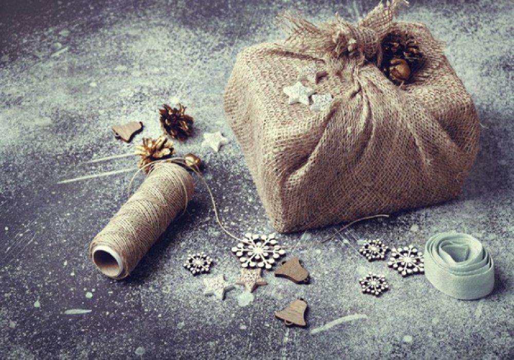Sieťovina na zabalenie darčekov