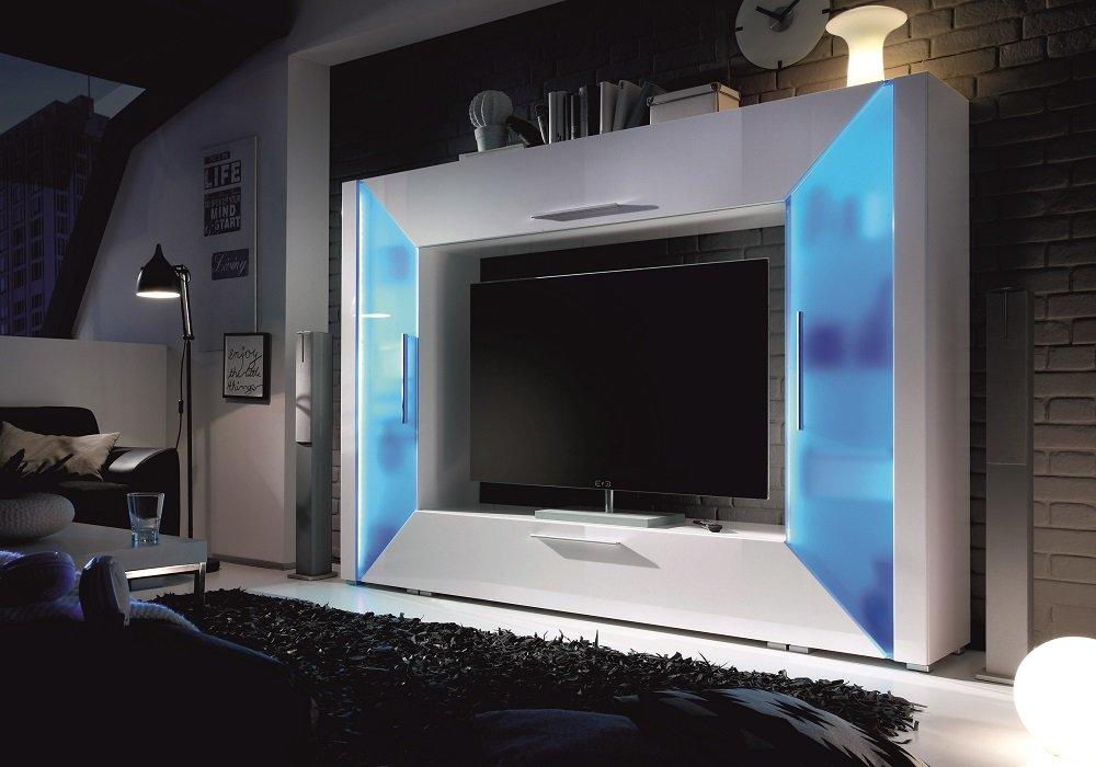 TV stena Adge s podsvietením