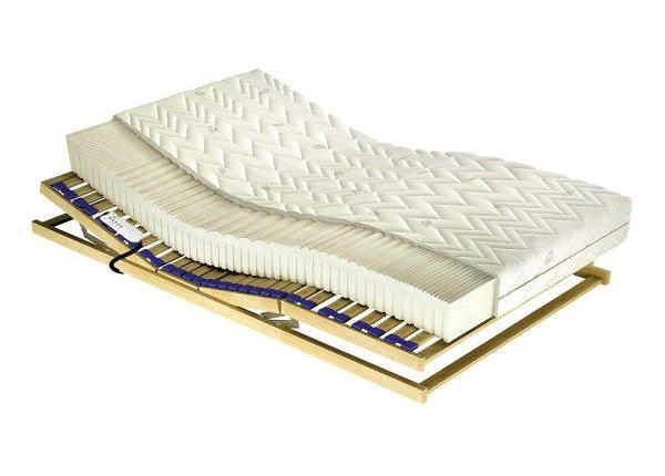 Latexový matrac Ibiza na rošte