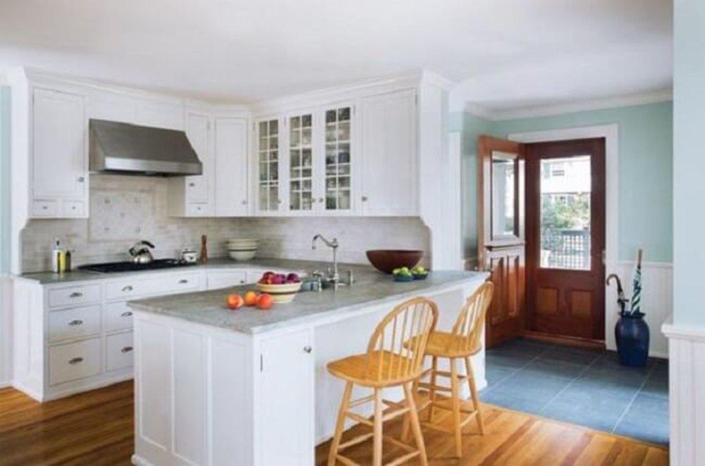 Kuchyňa zariadená podľa návrhu
