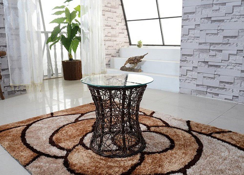 Ratanový konferenčný stolík Salmar