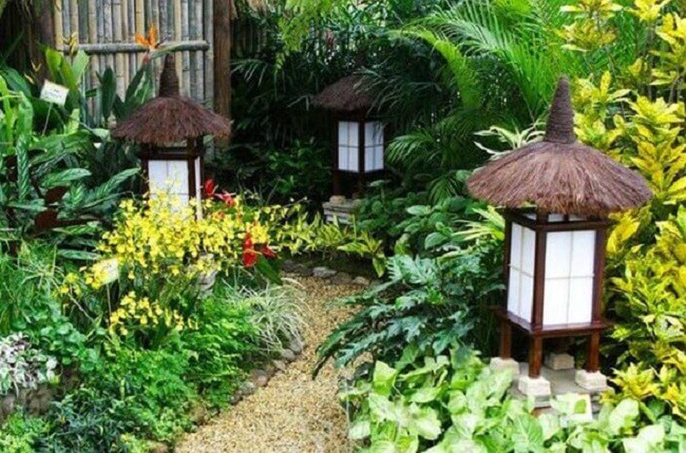 Feng šuej v záhrade