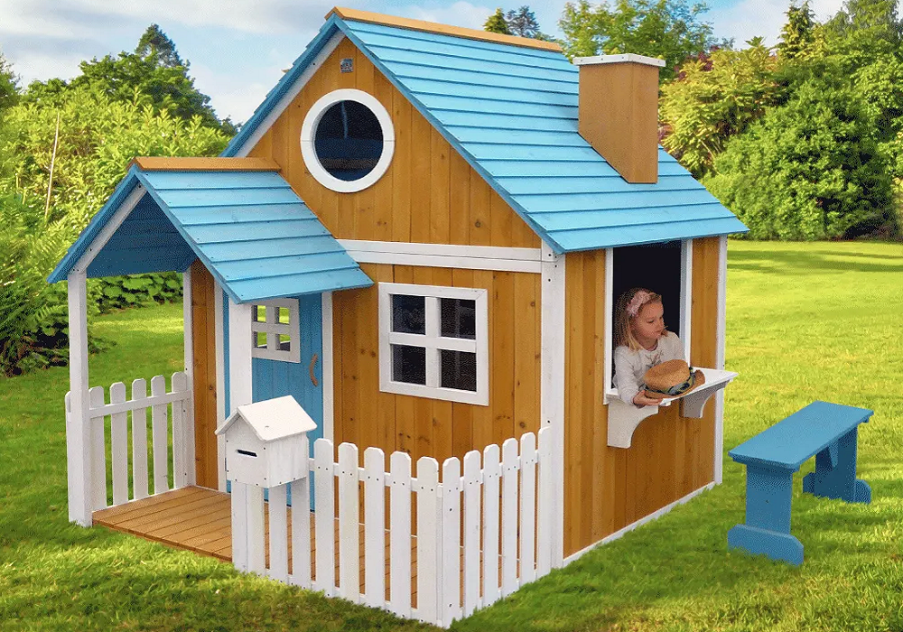 Záhradný domček pre deti Bulen