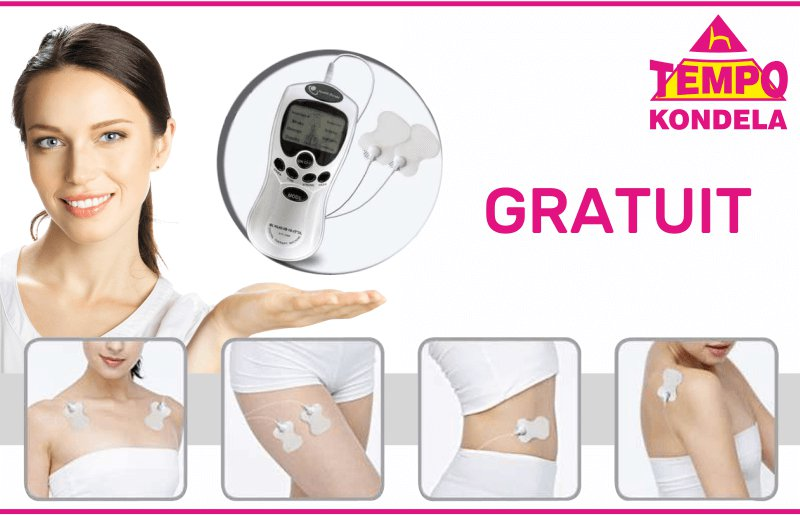 Cadou gratuit - Dispozitiv de masaj digital - Neurostimulator Tempo