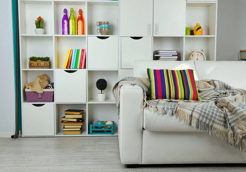 Viac nábytku v priestore