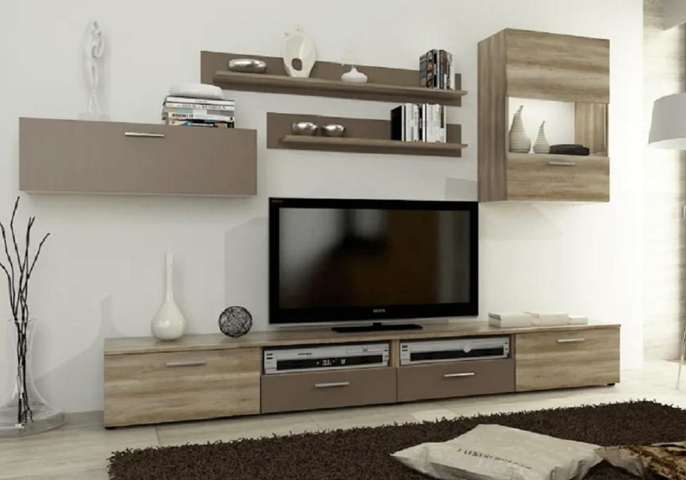 Obývacia izba Stone v obývačke