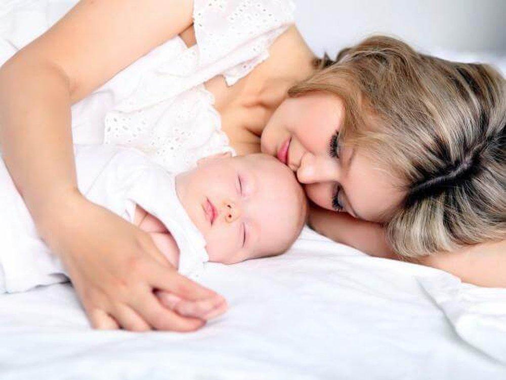 Matka s dieťaťom