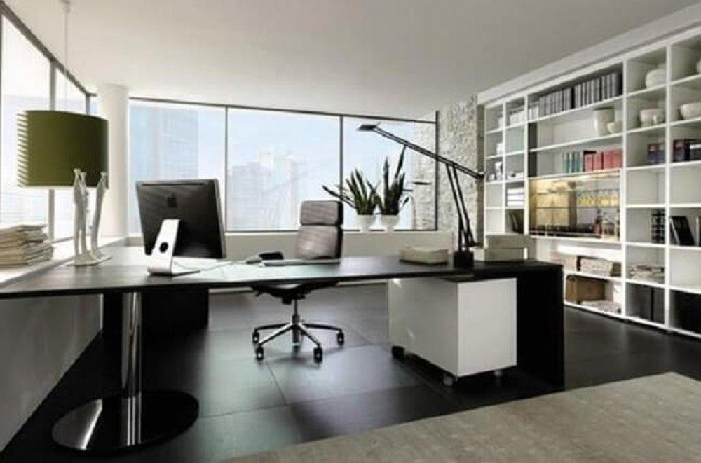 Využiť priestor v kancelárii