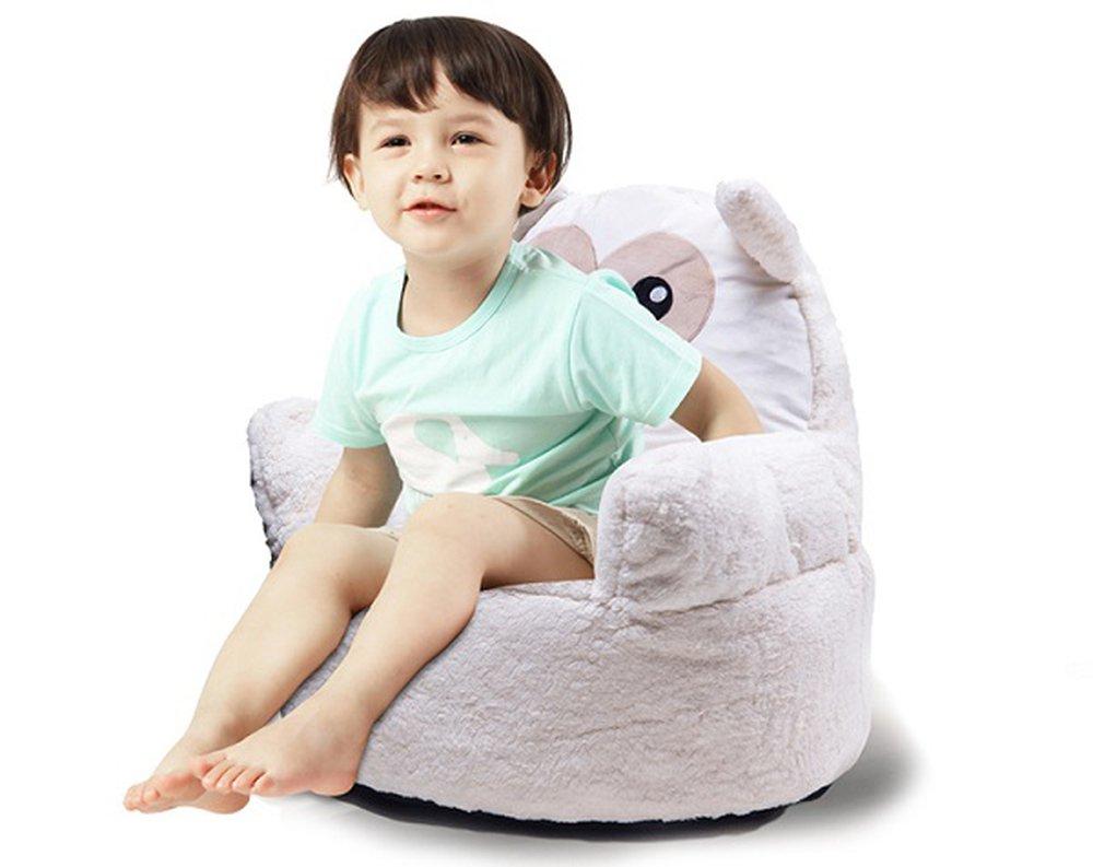 Detský sedací vak Baby v tvare ovečky