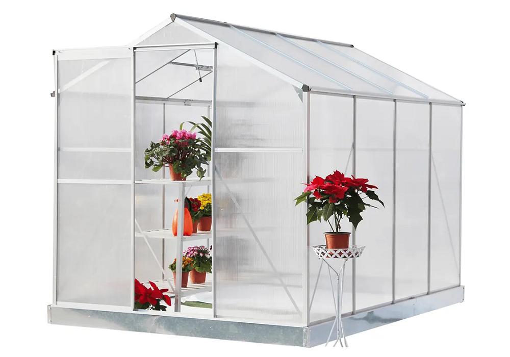 Záhradný skleník Kacen Typ3