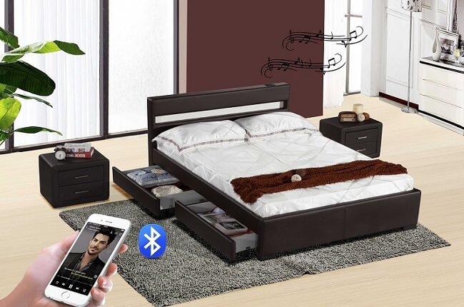 Manželská posteľ Fabala