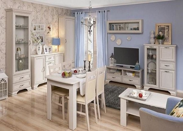 Nábytok do kuchyne alebo obývačky Tiffy