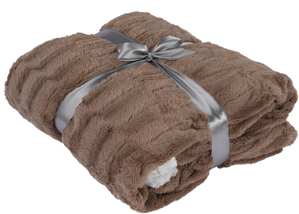 Teplá obojstranná deka Abaka