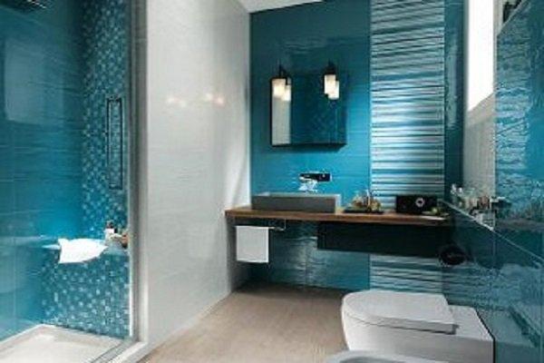 Farebná kúpeľňa