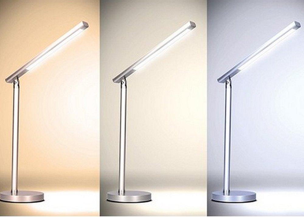 LED lampa WO53 strieborná