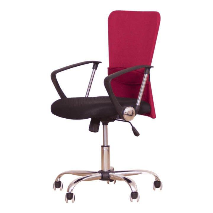 Kancelárske kreslo Aex červená