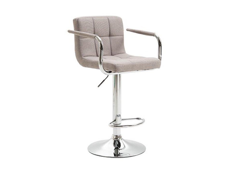 Barová stolička s opierkami Leora