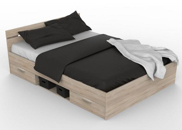 Jednolôžková posteľ Michigan
