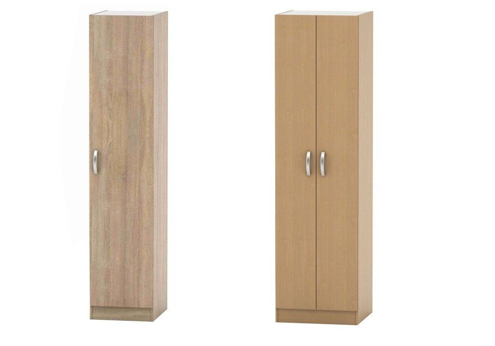 1 a 2 dverová skriňa Betty