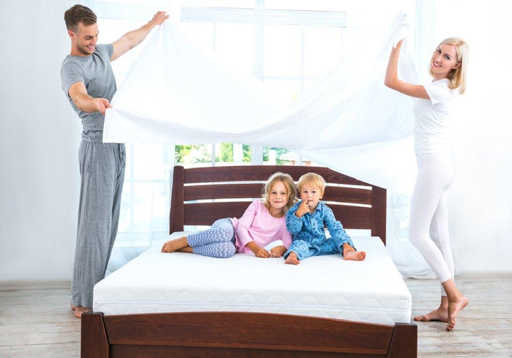 Nový matrac do novej postele