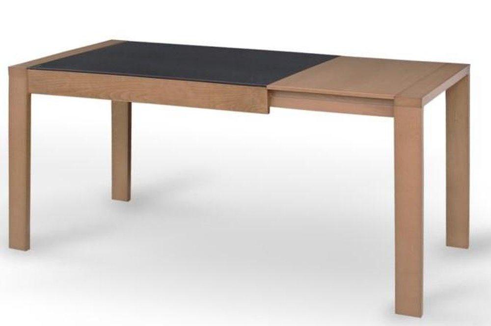 Stôl Janadan po rozložení