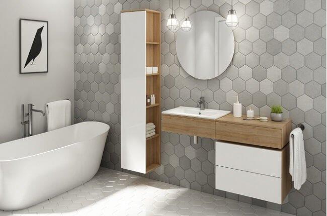 Nábytok do kúpeľne Kiara