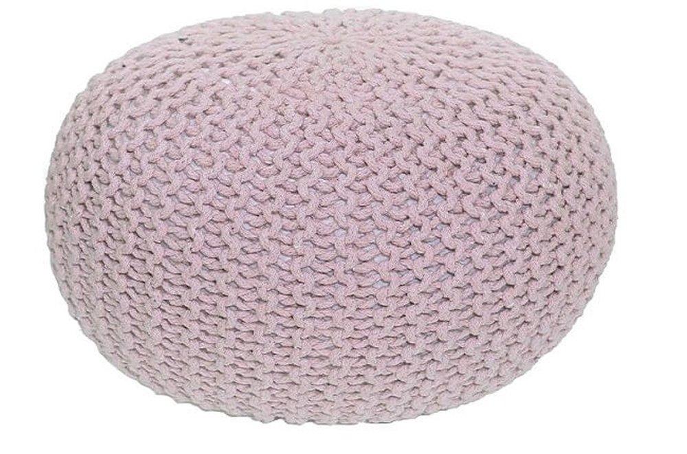 Taburetka Gobi pudrová ružová