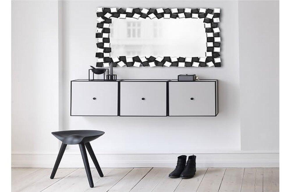 Zrkadlo s rámom Elison Typ 8