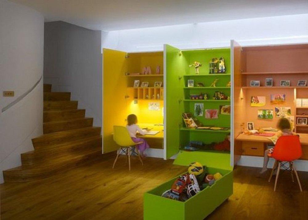 Farby v detskej izbe