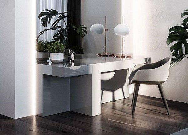 Toaletný stolík na mieru
