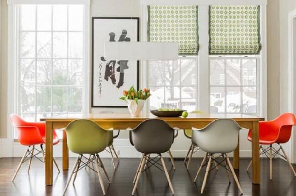 Moderné stoličky Damen New