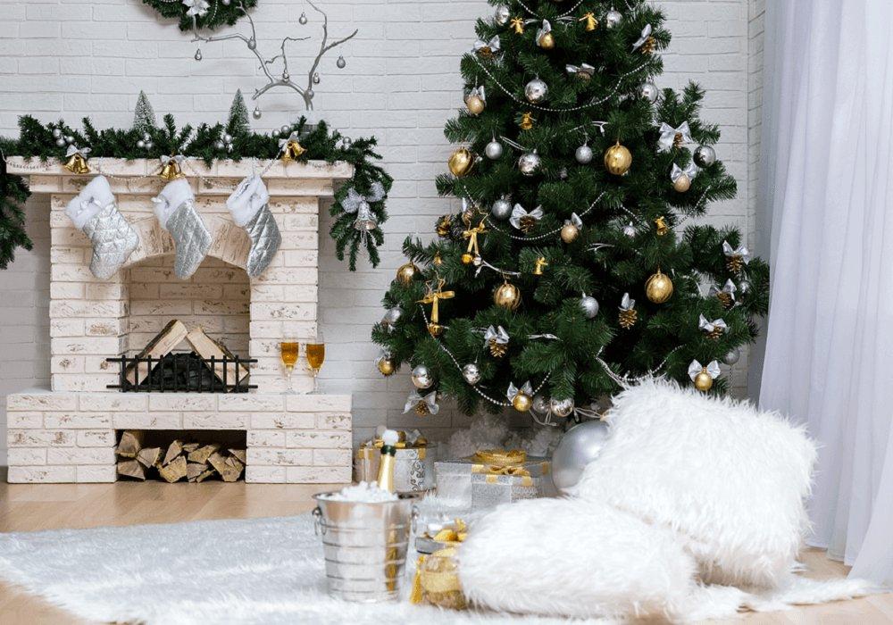 3D FULL vianočný stromček zelené