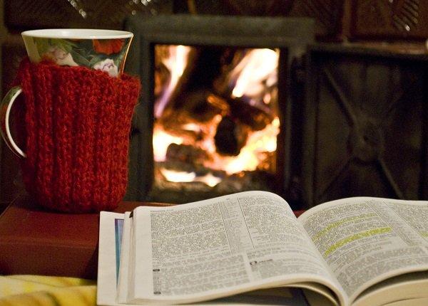 Hygge a knihy