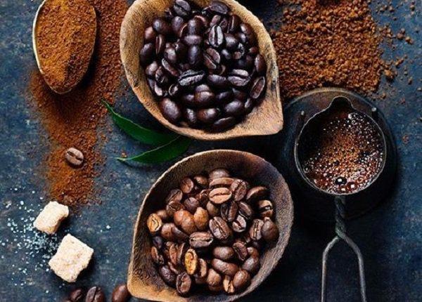 Káva má svoju charakteristickú vôňu