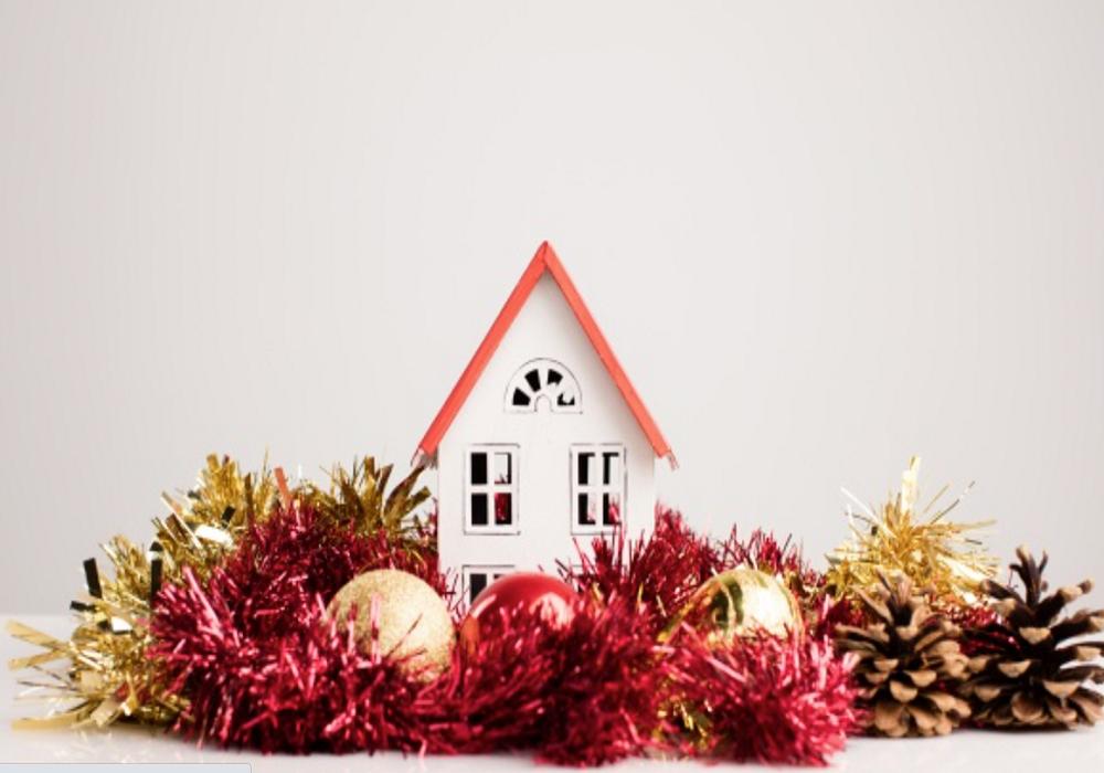 Vianočné gule  z inými ozdobami